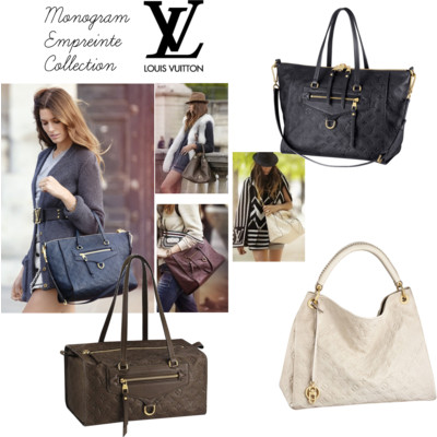 Monogram Empreinte Collection - Louis Vuitton