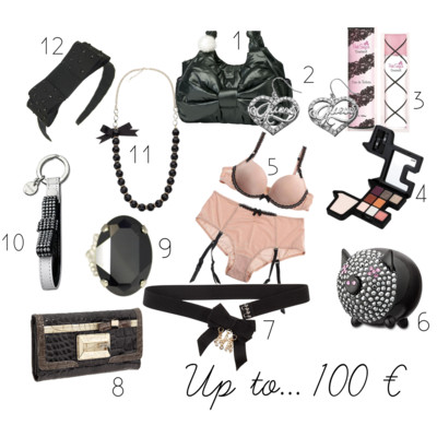 Christmas Gift #1 - Up to 100 €