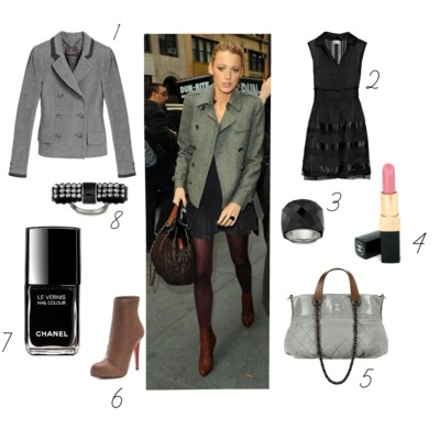 Stars Outfit - Blake Lively Style