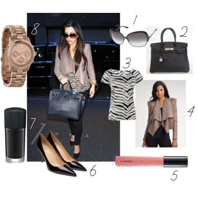 Stars Outfit # 5 : Kim Kardashian