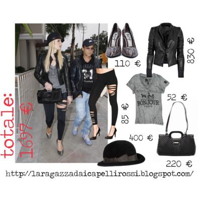 Paris Hilton's Outfit