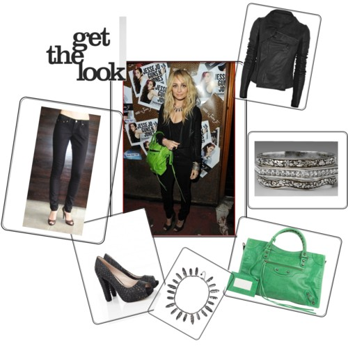 Stars Outfit: Nicole Richie