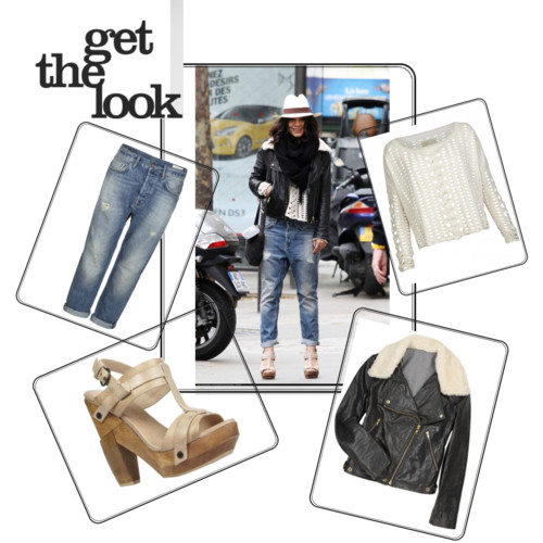 Stars Outfit: Vanessa Hudgens