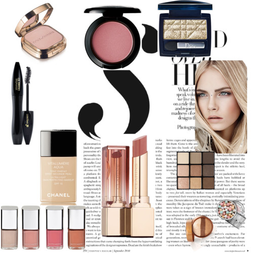 Beauty Focus: Nude Look