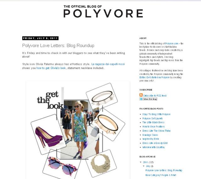 on polyvore