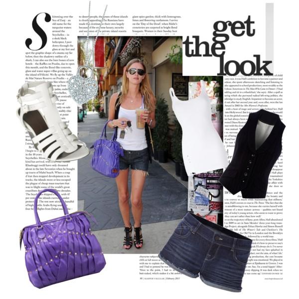 Stars Outfit: Nicky Hilton