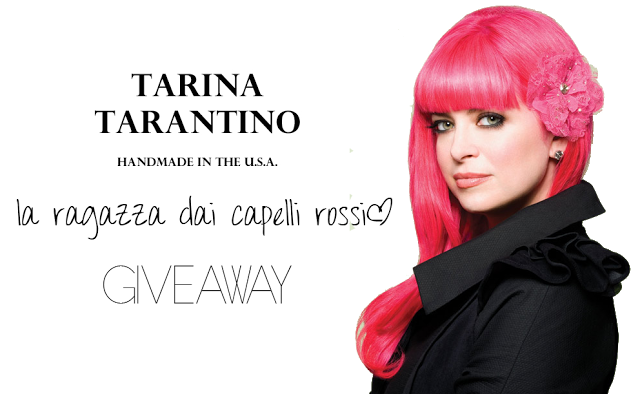 tarina giveaway extension