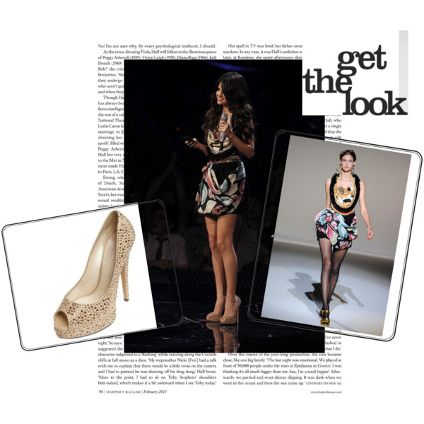 Stars Outfit: Selena Gomez @ EMA