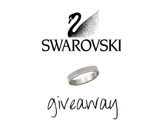win swarovski bangle