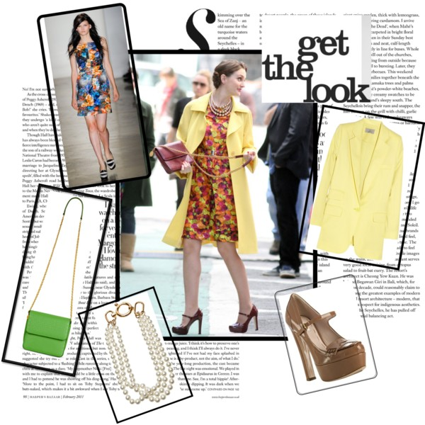 Stars Outfit: Gossip Girl 5 Season
