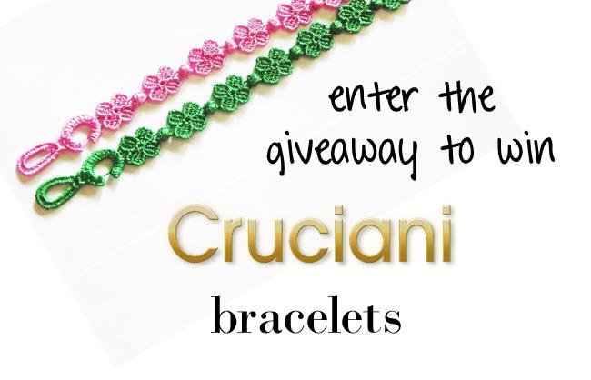 win cruciani bracelets