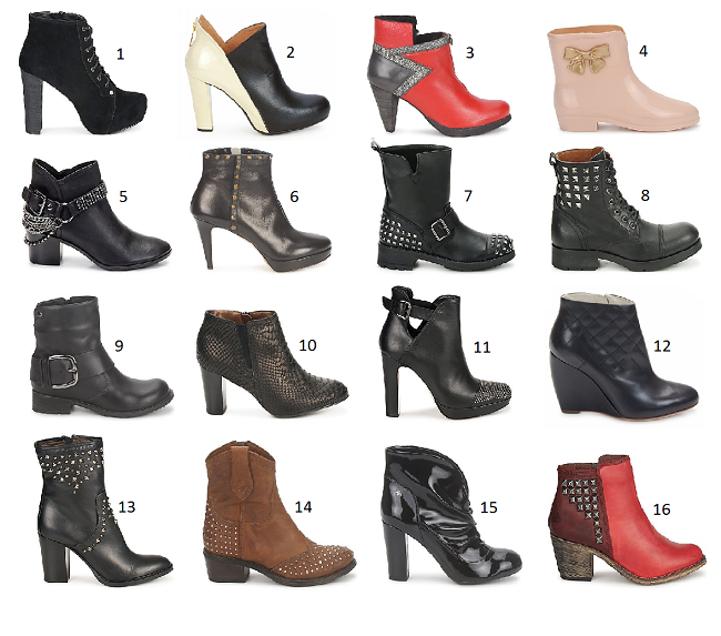 a/w 2012-2013 boots