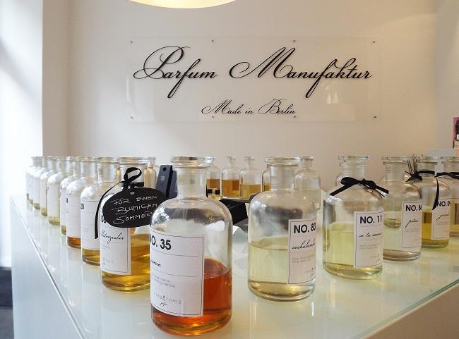 frau tonis parfum, la mia beauty experience a Berlino