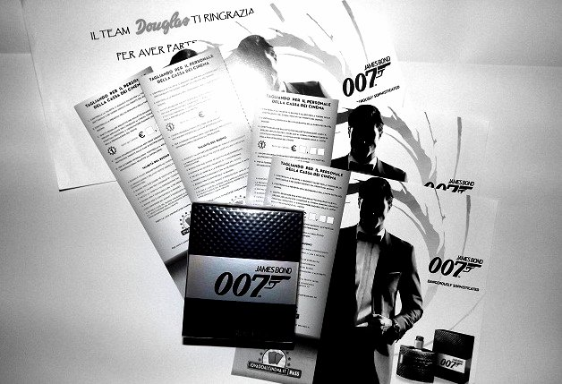 flash contest: 007 skyfall