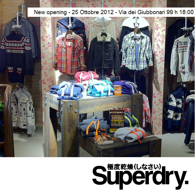 fashion blogger for superdry