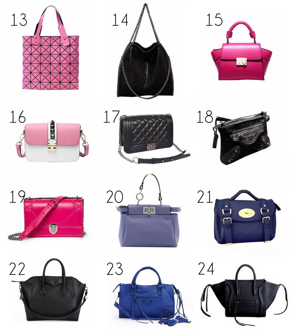 celine crossbody bag - Borse inspired: tutti i modelli e la lista degli shop online