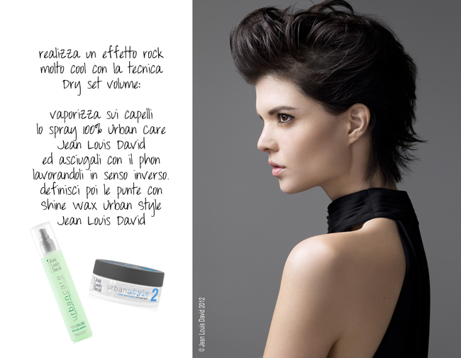 capelli: liscio perfetto e volume immediato grazie Jean Louis David Perfect Liss