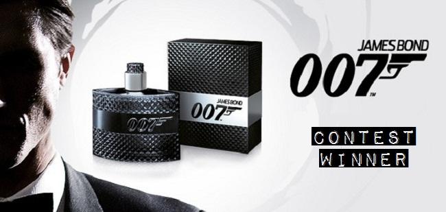 007 contest winner