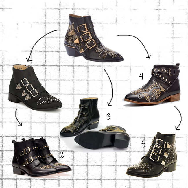 susanna low cost boots