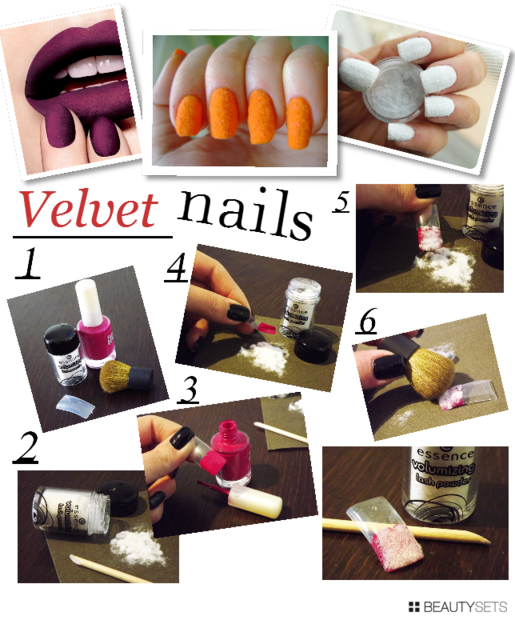 Beautysets - Velvet Nails