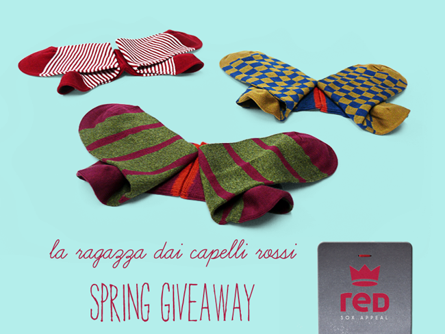 spring giveaway with Red-Sox Appeal
