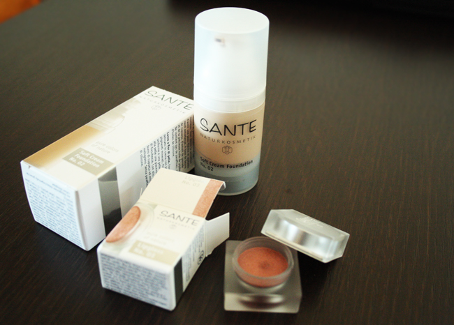 Sante Natur Cosmetik Fashion Blogger