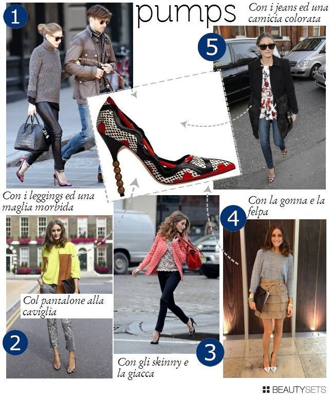 Beautysets - Olivia Palermo best outfits