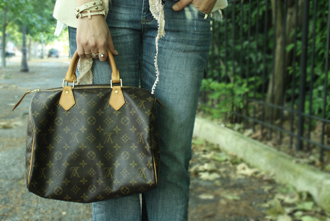 Fashion Blogger Louis Vuitton