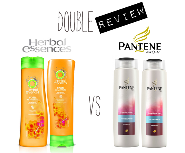 Review: Herbal Hessences - Pantene