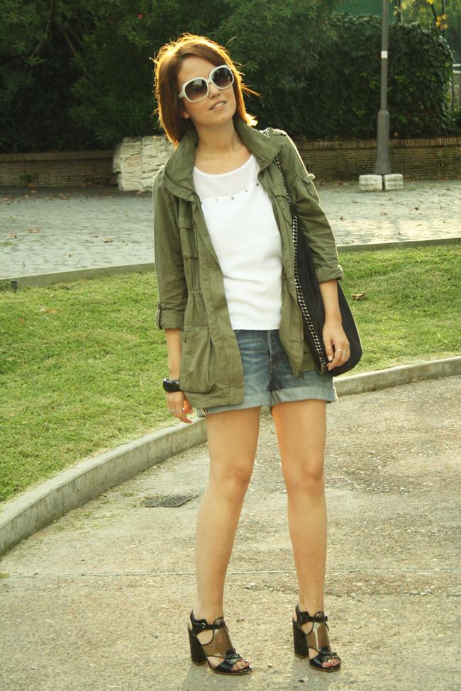 Federica Cimetti Outfit