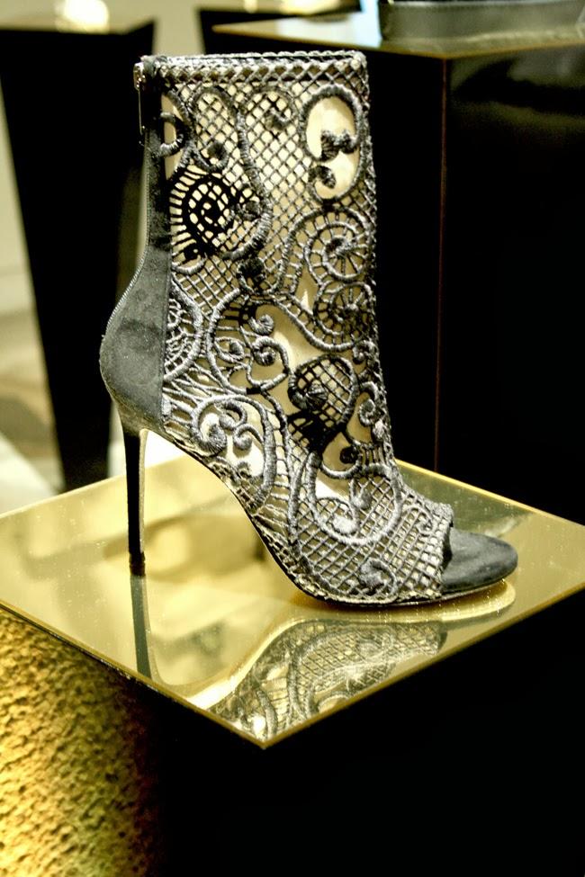 René Caovilla ankle boots