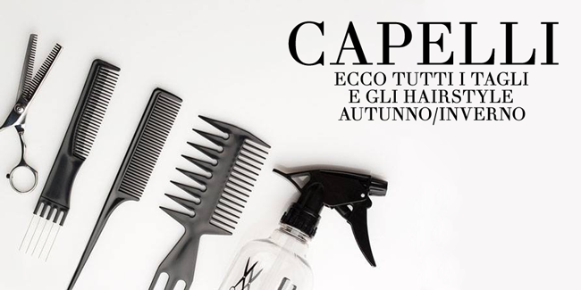 Tagli capelli