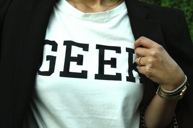 T-Shirt Choies fashion blogger