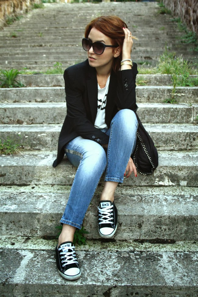 Fashion Blogger Roma outfit