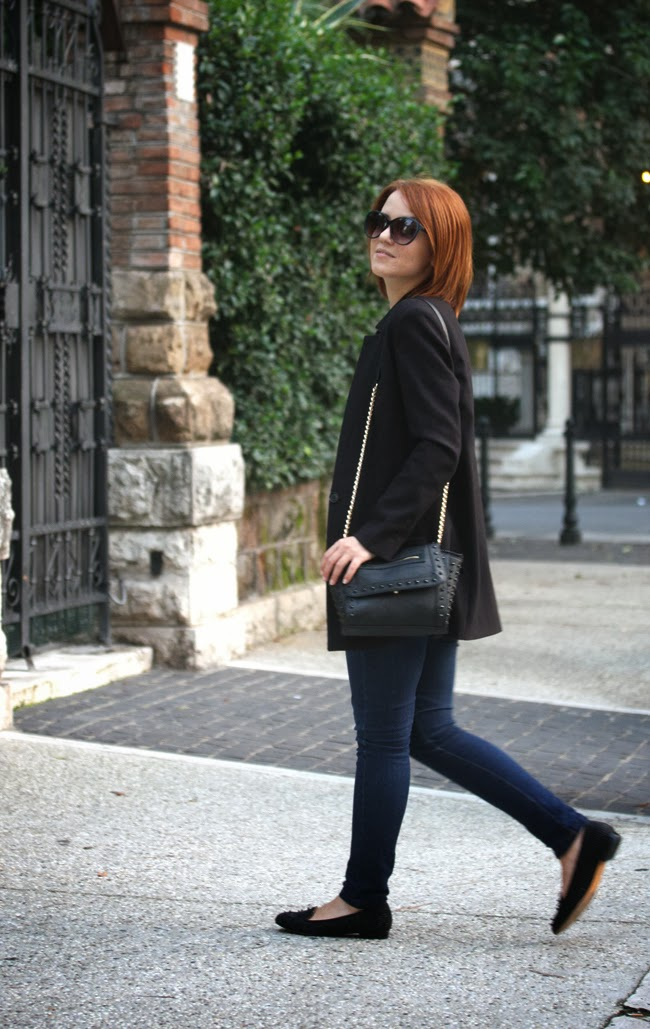 Look fashion blogger