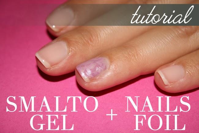 Nails foil