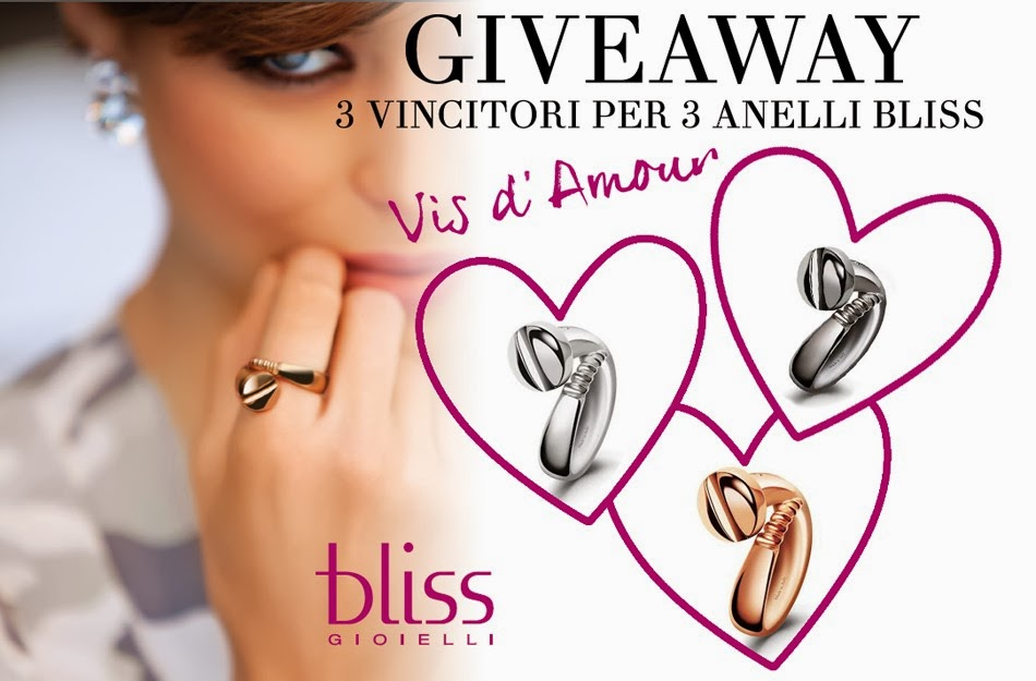 Giveaway Bliss Gioielli