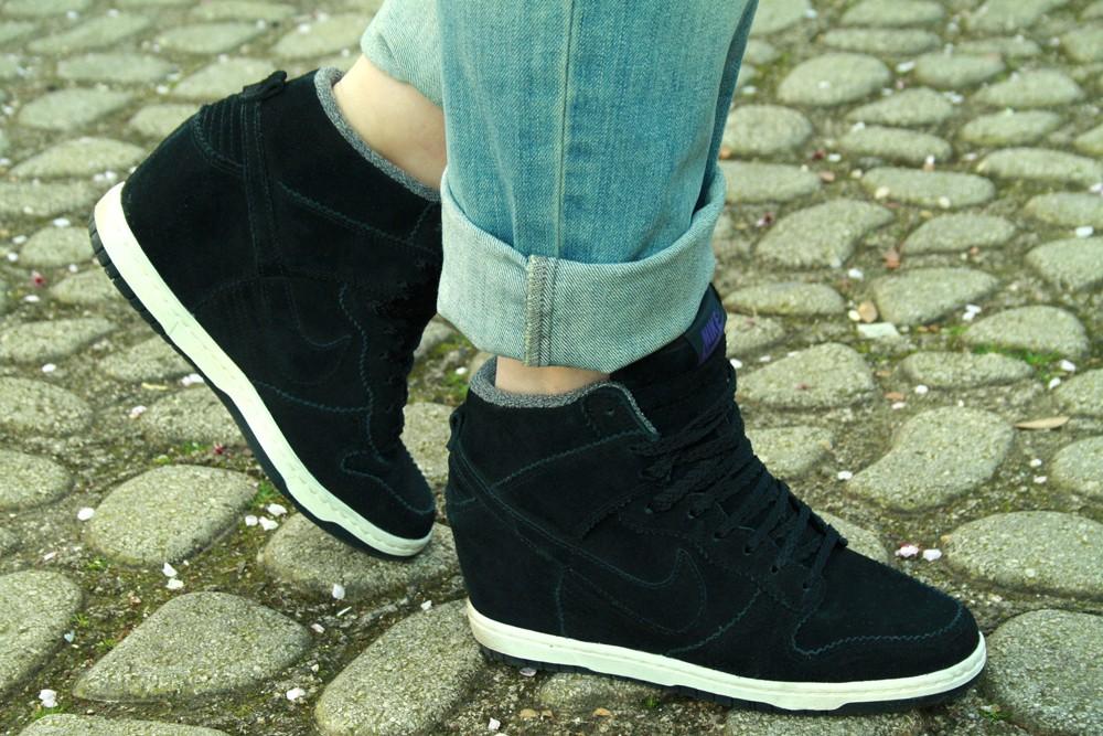 Sneakers Nike Dunk Sky Hi