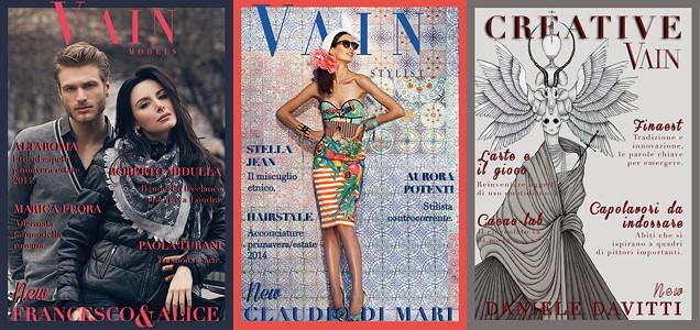 Copertine Vain Magazines