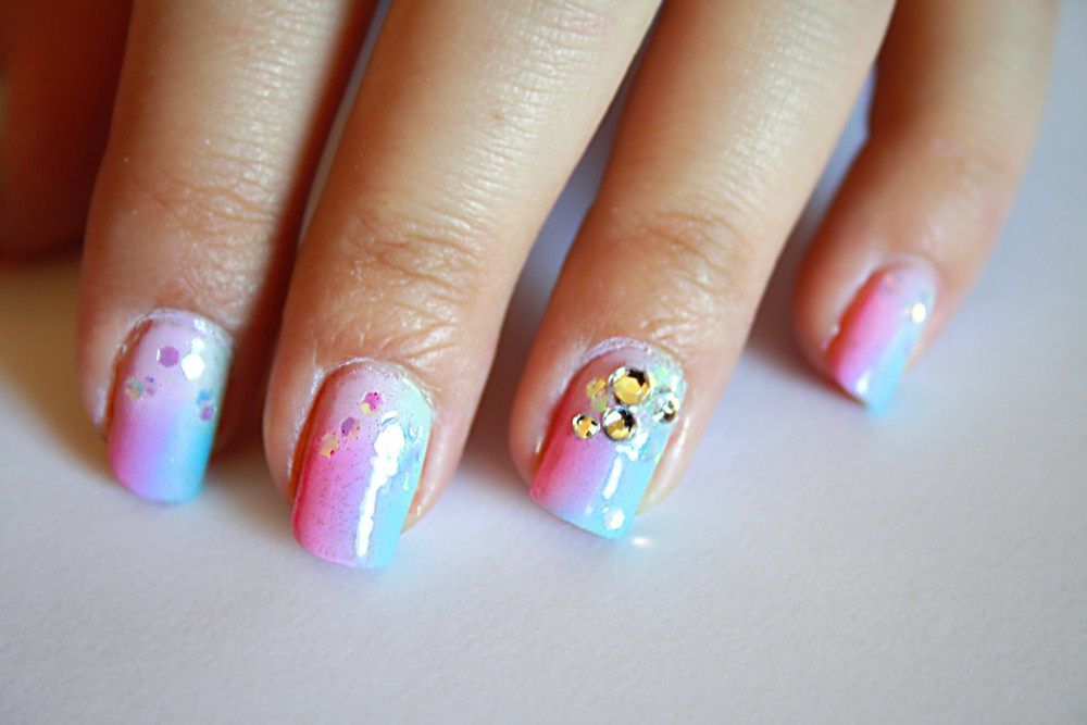 Formula X per Sephora nail art