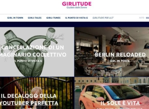 GIRLITUDE.IT – IL PORTALE GUIDATO DALLE DONNE