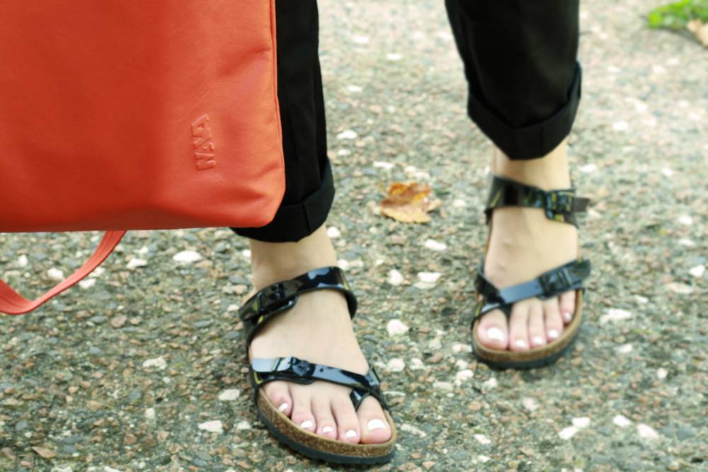 Fashion Blogger Birkenstock