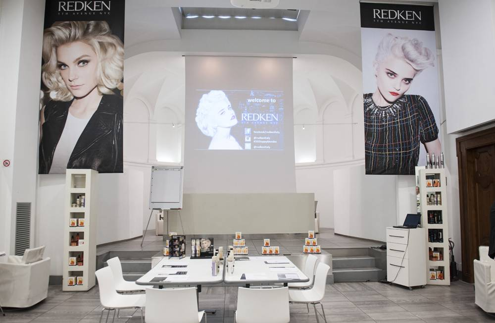 Redken evento blogger