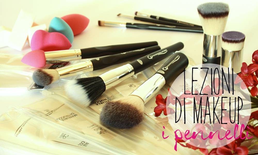 Pennelli Makeup