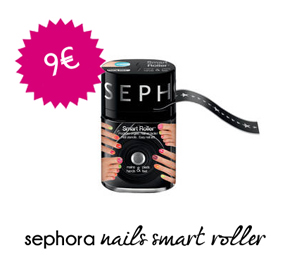 Sephora Nails Smart Roller