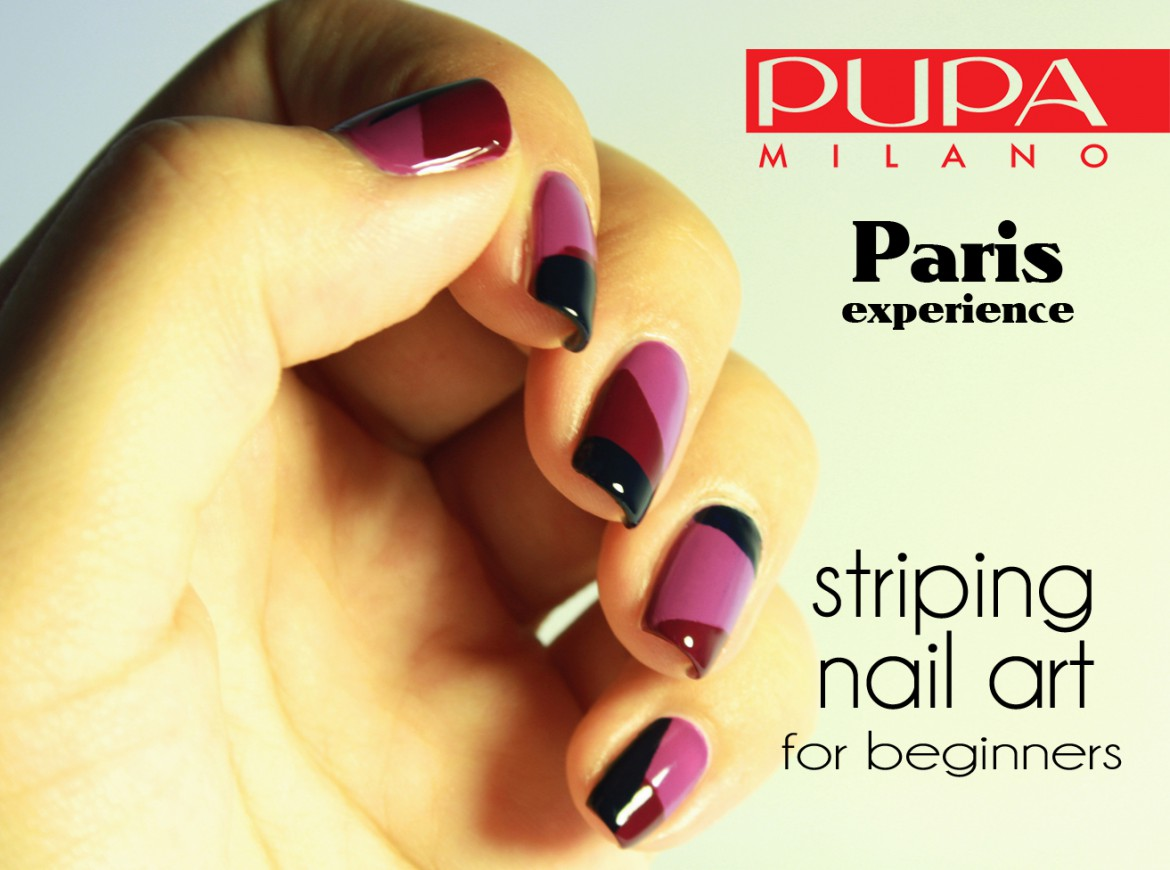Pupa nail art tutorial