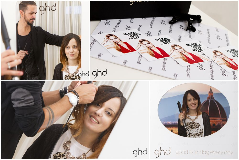 GHD blogger event