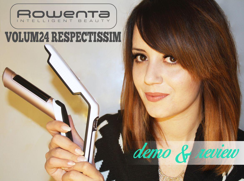 Demo Rowenta Volum24
