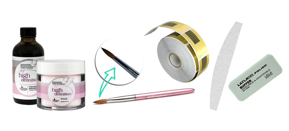 Occorrente riparazione unghia spezzata