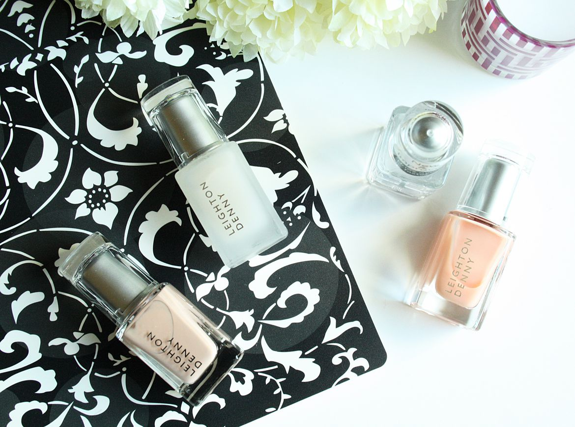 Leighton Denny smalti